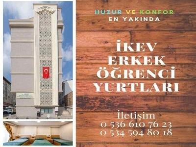 İKEV ANADOLU GENÇLİK ÖĞRENCİ YURTLARI İSTANBUL'DA TERCİH EDİLEN YUVANIZ