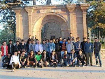 İKEV Bahçelievler Anadolu Gençlik Öğrenci Yurdu Söğüt Gezisi