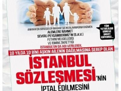 İSTANBUL SÖZLEŞMESİ II