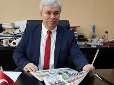 Gençler Soruyor'un Konuğu Gazeteci-Yazar Mustafa KURDAŞ