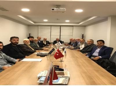 34. Yönetim Kurulu Toplantısı