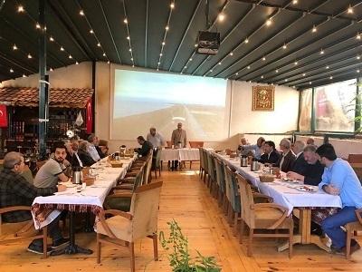 Cansuyu İstanbul İstişare Toplantısı Yapıldı