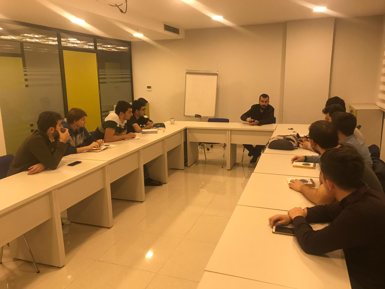2018-19 Dönemi Akademi 4 Fakülte Eğitimleri Başladı... - Haberler - İKEV - İlim Kültür ve Eğitim Vakfı