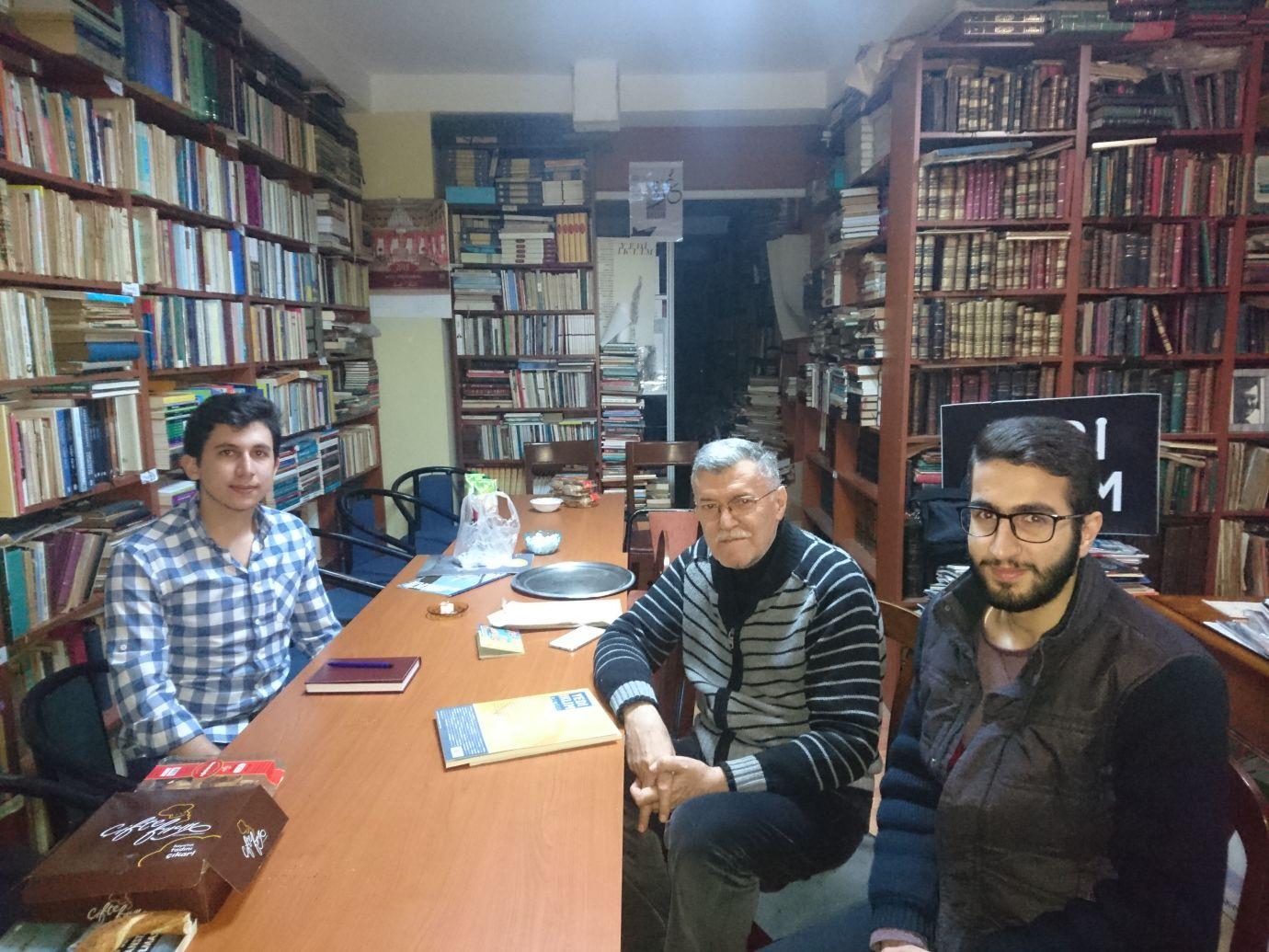 Gençler Soruyorun Konuğu Edebiyatçı-Yazar Ali Haydar Haksal - Haberler - İKEV - İlim Kültür ve Eğitim Vakfı