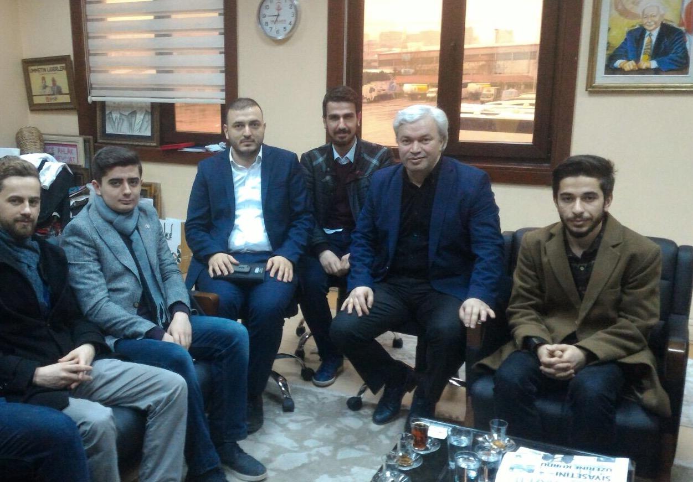 Gençler Soruyorun Konuğu Gazeteci-Yazar Mustafa KURDAŞ - Haberler - İKEV - İlim Kültür ve Eğitim Vakfı