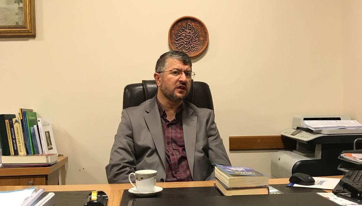 Gençler Soruyorun Konuğu Araştırmacı-Yazar Muhammed Emin YILDIRIM - Haberler - İKEV - İlim Kültür ve Eğitim Vakfı