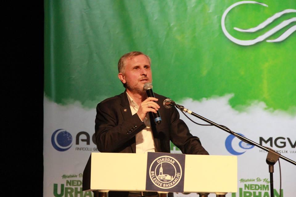 Nedim Urhan Hocaefendi Vefa Gecesi - Haberler - İKEV - İlim Kültür ve Eğitim Vakfı