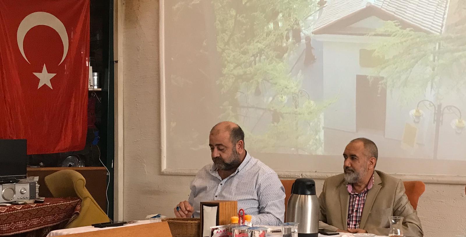 Cansuyu İstanbul İstişare Toplantısı Yapıldı - HABERLER - İKEV - İlim Kültür ve Eğitim Vakfı