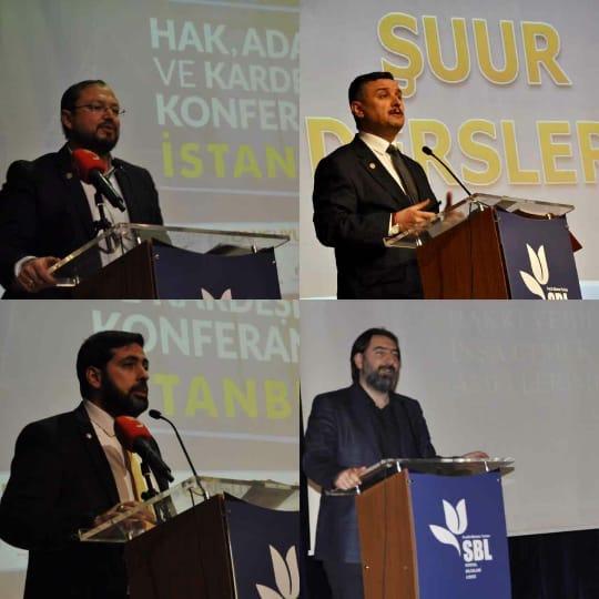 Hak Adalet ve Kardeşlik Konferansı - HABERLER - İKEV - İlim Kültür ve Eğitim Vakfı