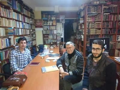 Gençler Soruyor'un Konuğu Edebiyatçı-Yazar Ali Haydar Haksal