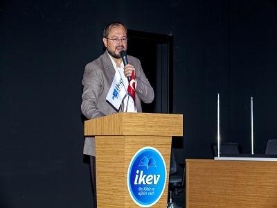 İKEV TECRÜBE KONFERANSLARI serisinin 2019-20 Dönemi açılış programı AGD/MGV Genel Başkanı Salih TURHAN Beyin katılımıyla gerçekleşti.