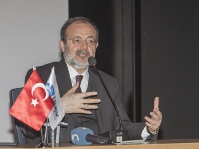 İkev Tecrübe Konferanslarının bu ay ki konuğu Prof. Dr. Mehmet Görmez oldu.